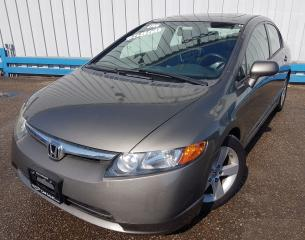 Used 2006 Honda Civic EX *SUNROOF* for sale in Kitchener, ON