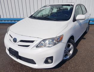 Used 2012 Toyota Corolla LE *SUNROOF* for sale in Kitchener, ON