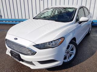 Used 2018 Ford Fusion SE *BLUETOOTH* for sale in Kitchener, ON