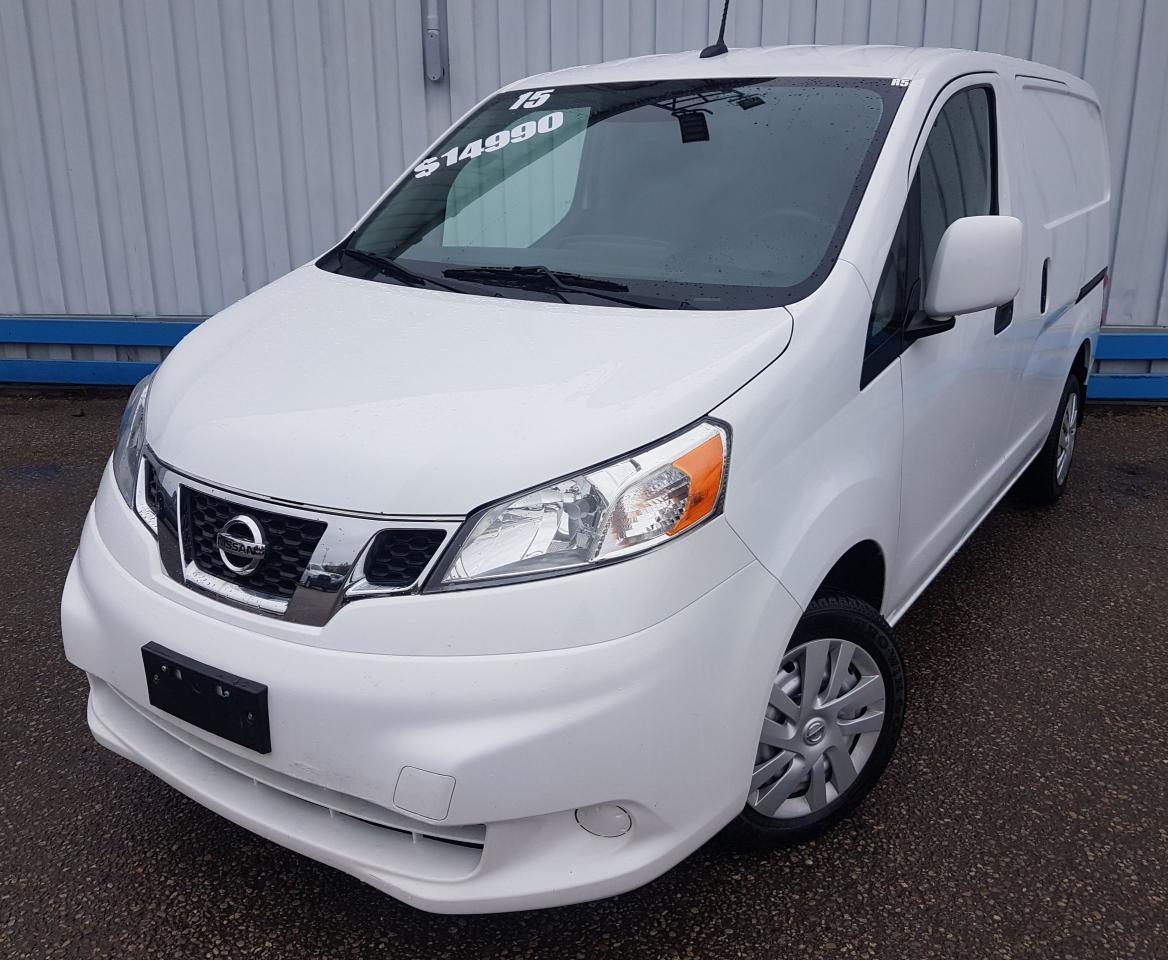 2015 Nissan NV200 SV Cargo *NAVIGATION*