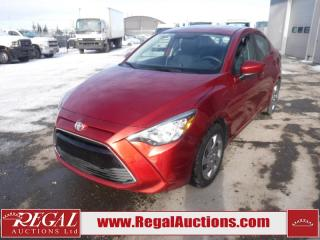 Used 2016 Toyota Yaris Base 4D Sedan AT 1.5L for sale in Calgary, AB