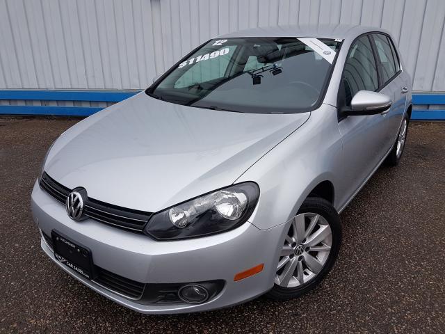 2012 Volkswagen Golf Comfortline TDI *DIESEL*