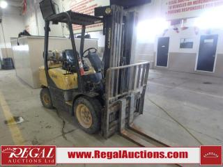 Used 2000 Daewoo G30E-3  FORKLIFT for sale in Calgary, AB