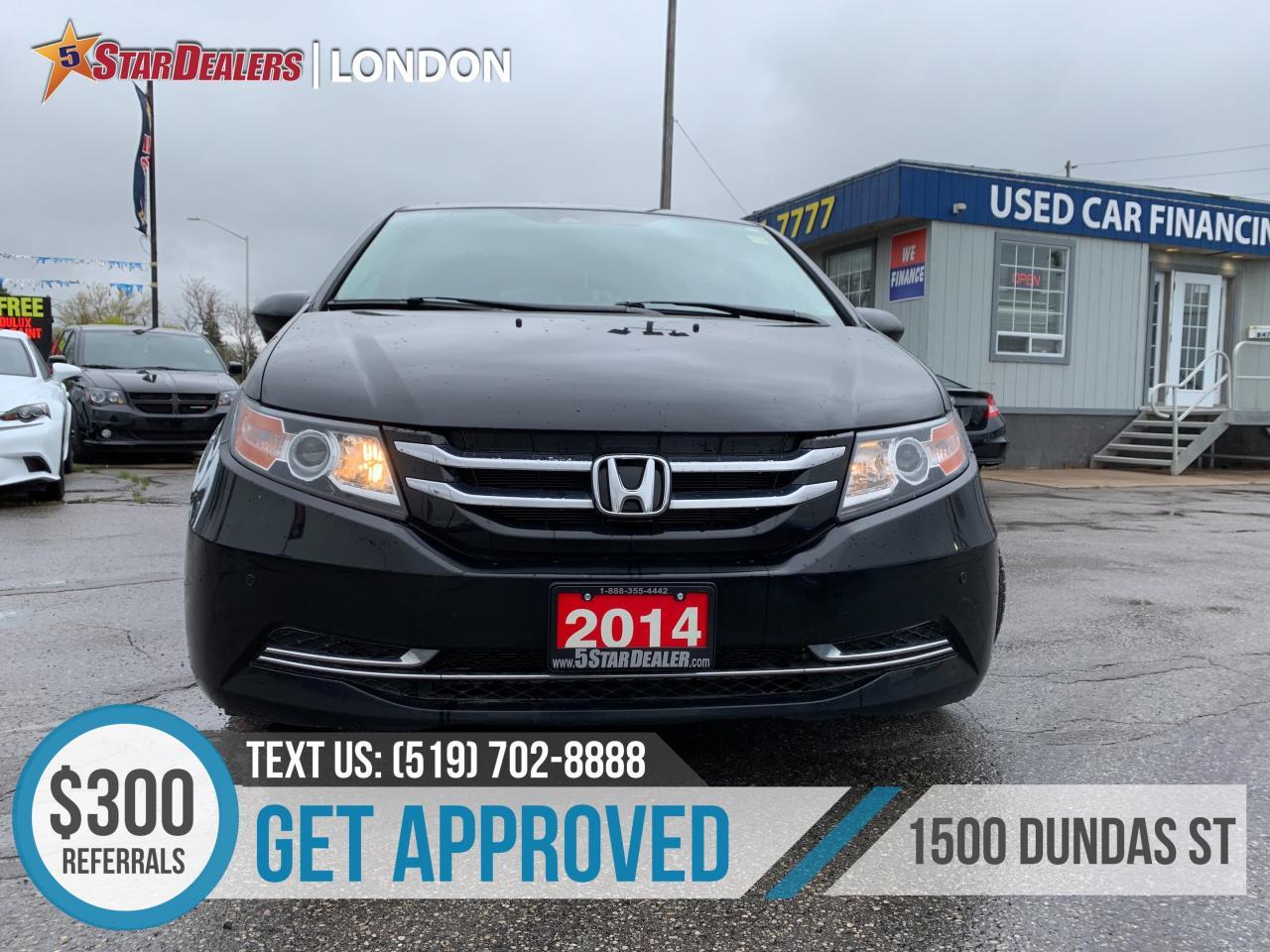 Honda London Ontario >> Used 2014 Honda Odyssey For Sale In London Ontario