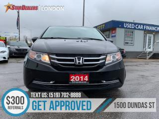 Used 2014 Honda Odyssey for sale in London, ON