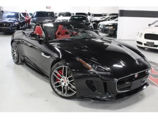 Used 2016 Jaguar F-Type R   550 HP   LOCAL VEHICLE for sale in Vaughan, ON