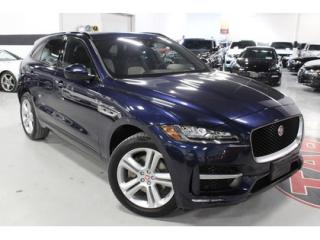Used 2017 Jaguar F-PACE 35t R-Sport   1-Owner   Active Jaguar Warranty for sale in Vaughan, ON