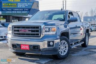 Used 2015 GMC Sierra 1500 SLE for sale in Guelph, ON