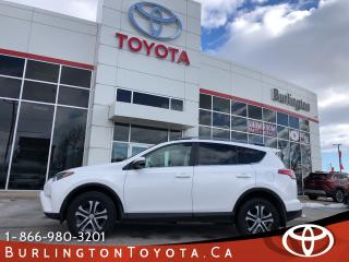 Used 2017 Toyota RAV4 LE for sale in Burlington, ON