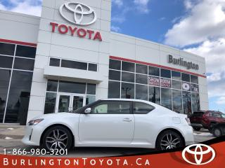 Used 2016 Scion tC Coupe Sunroof SUNROOF,ALLOYS for sale in Burlington, ON