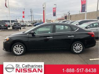Used 2017 Nissan Sentra 1.8 MOONROOF for sale in St. Catharines, ON