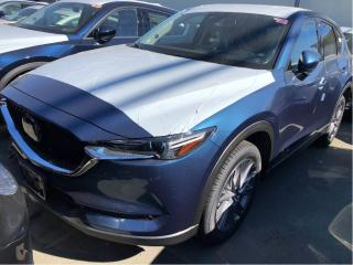 New 2019 Mazda CX-5 GT AWD 2.5L I4 T at for sale in North Vancouver, BC