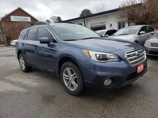 Used 2015 Subaru Outback 2.5i for sale in Waterdown, ON
