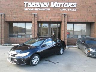 Used 2016 Toyota Camry LE | NO ACCIDENTS | REAR CAMERA | KEYLESS ENTRY | CRUISE | for sale in Mississauga, ON