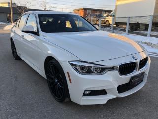 Used 2017 BMW 3 Series 330i I xDrive  I NAVIGATION I M-SPORT I CLEAN CARFAX I AWD for sale in Toronto, ON