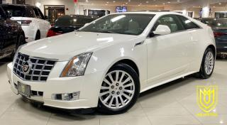 Used 2014 Cadillac CTS Performance AWD for sale in North York, ON