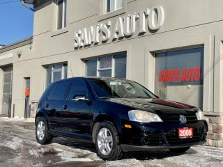 Used 2009 Volkswagen City Golf 4dr HB for sale in Hamilton, ON