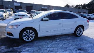 Used 2009 Volkswagen Passat CC SPORTLINE TURBO CERTIFIED 2YR WARRANTY *DEALER SERVICE RECORD* for sale in Milton, ON
