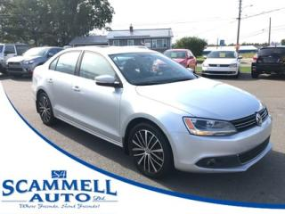 Used 2014 Volkswagen Jetta HIGHLINE for sale in Truro, NS