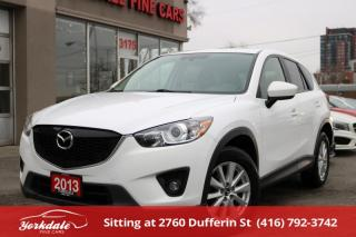 Used 2013 Mazda CX-5 GS Power Roof. Camera. Bluetooth connectivity for sale in Toronto, ON