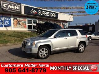 Used 2017 GMC Terrain SLE-2  AWD ROOF CAM HS P/SEAT BT for sale in St. Catharines, ON
