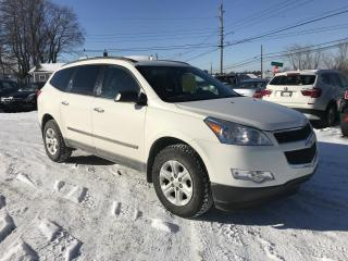 Used 2010 Chevrolet Traverse LS AWD for sale in Truro, NS