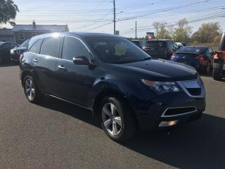 Used 2012 Acura MDX 6-Spd AT for sale in Truro, NS