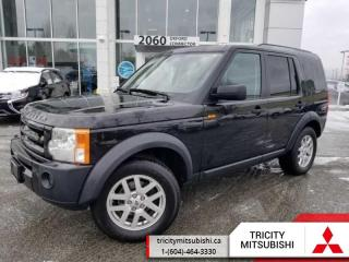 Used 2008 Land Rover LR3 4WD 4DR V6 SE  SUNROOF-HEATED LEATHER SEATS for sale in Port Coquitlam, BC