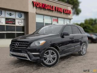 Used 2012 Mercedes-Benz ML-Class SOLD SOLD SOLD for sale in Toronto, ON