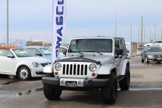 Used 2009 Jeep Wrangler Sahara for sale in Whitby, ON