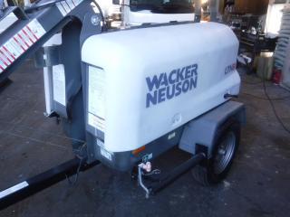 Used 2012 Wacker Neuson LTN8 Diesel 4 light head boom for sale in Burnaby, BC