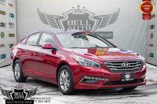 Used 2015 Hyundai Sonata 2.4L GL, BACK-UP CAM, BLUETOOTH, HEATED SEATS for sale in Toronto, ON