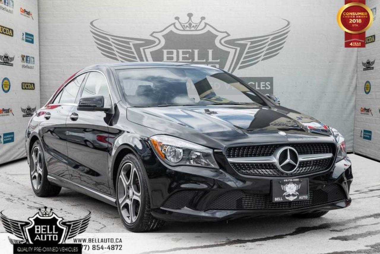 2015 Mercedes-Benz CLA-Class CLA 250, NAVI W/ MEMORY, LEATHER, MEMORY/ HEATED SEATS