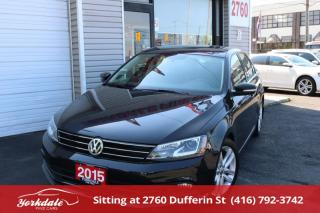 Used 2015 Volkswagen Jetta 2.0 TDI Highline for sale in Toronto, ON