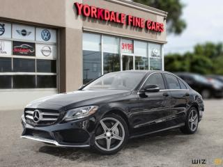 Used 2015 Mercedes-Benz C-Class C300 4Matic, AMG , Warranty for sale in Toronto, ON