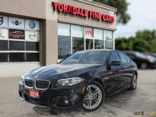Used 2014 BMW 5 Series 528i xDrive, M Sport, Navigation, 360 Camera, 50000 Klm for sale in Toronto, ON