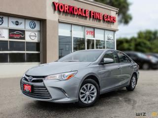 Used 2017 Toyota Camry LE,Full Option, Bluetooth, Heated Seats, Original for sale in Toronto, ON