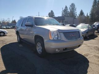 Used 2008 GMC Yukon XL SLT-8 PASS-LEATHER-SUNROOF-LOW Monthly Payments for sale in Edmonton, AB