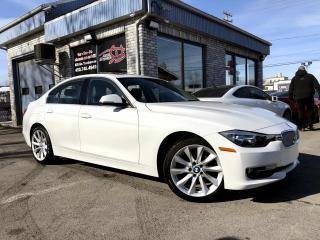 Used 2014 BMW 3 Series Berline 4 portes 320i xDrive, Traction i for sale in Longueuil, QC