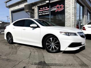 Used 2015 Acura TLX Berline 4 portes AERO PKG for sale in Longueuil, QC