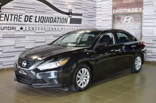 Used 2017 Nissan Altima S for sale in Laval, QC