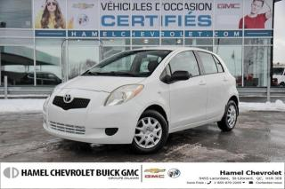 Used 2006 Toyota Yaris LE A/C for sale in St-Léonard, QC