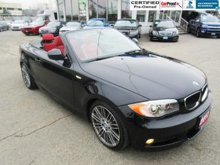 Used 2012 BMW 1 Series 128i Convertible for sale in Surrey, BC