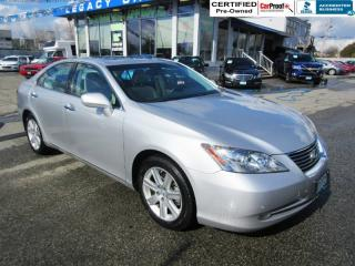 Used 2009 Lexus ES 350 Luxury for sale in Surrey, BC