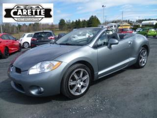 Used 2008 Mitsubishi Eclipse Gt-P Convertible for sale in East broughton, QC