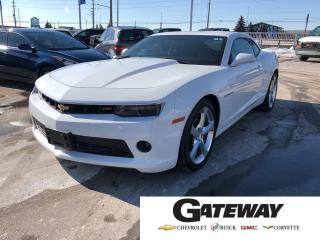 Used 2015 Chevrolet Camaro LT|RS|AUTOMATIC|BLUETOOTH|VERY CLEAN| for sale in Brampton, ON