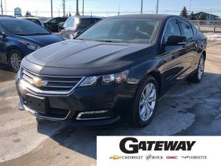 Used 2018 Chevrolet Impala LT|V6|ROOF|HEATED SEATS|HEATED STEERING WHEEL| for sale in Brampton, ON