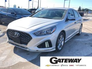 Used 2018 Hyundai Sonata GLS|BACKUP CAM|LEATHER|SUNROOF| for sale in Brampton, ON