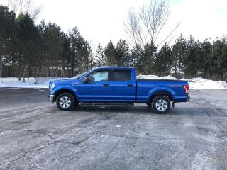 Used 2016 Ford F-150 XLT CREW 4X4 for sale in Cayuga, ON