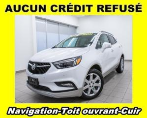 Used 2017 Buick Encore Cuir Awd for sale in St-Jérôme, QC
